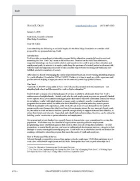 Document finder letter of inquiry from exalt to blue for Grant template for nonprofit